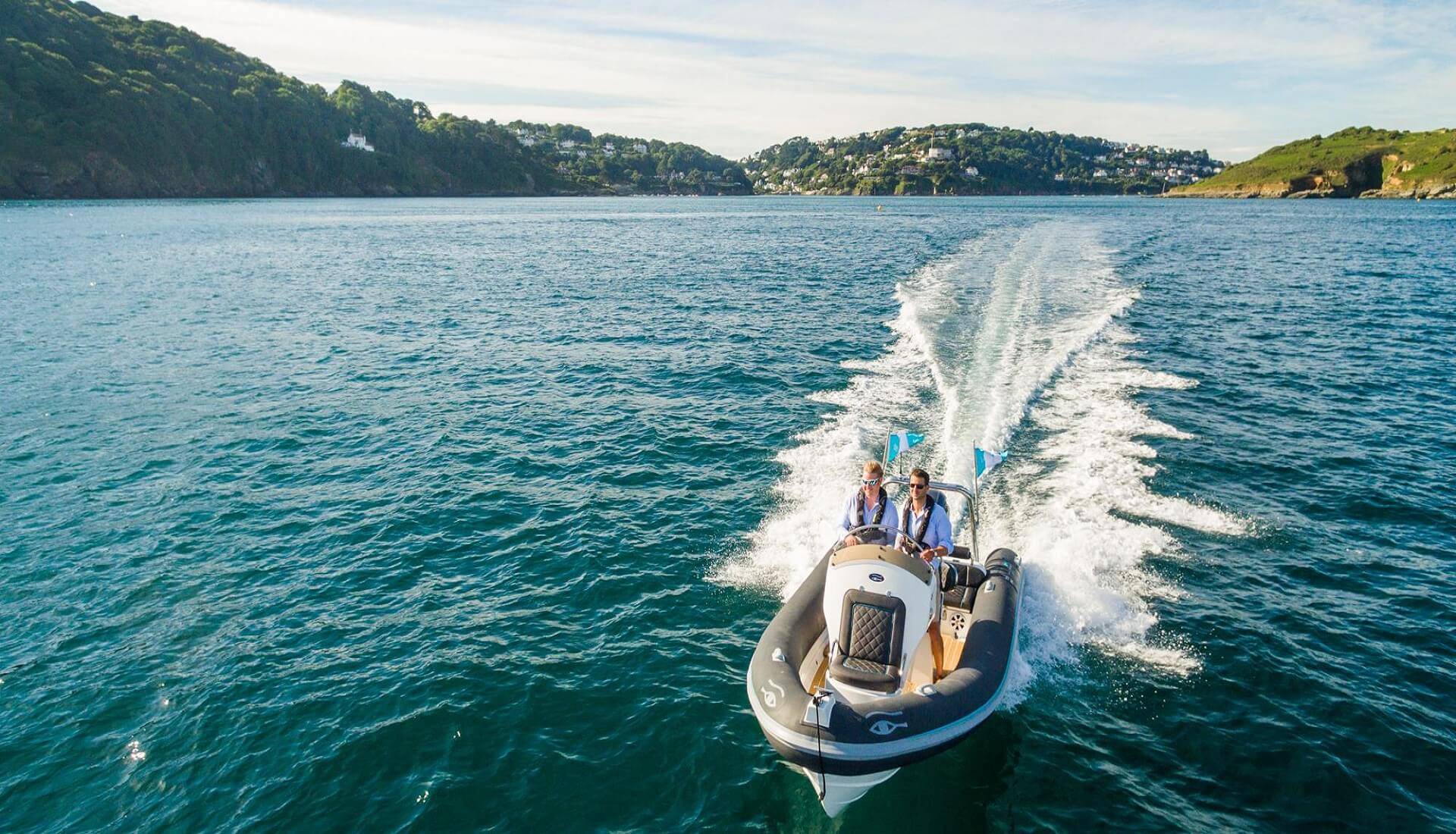 RIB and Speedboat Insurance - GJW Direct - GJW Direct