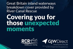 RCR and GJW Direct 'Covering you for those unexpected moments'